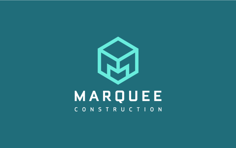 Marquee Builds Commercial Construction Logo