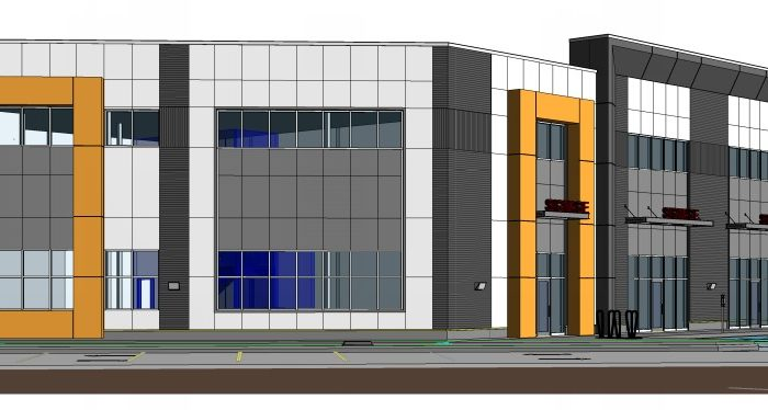 94th street industrial complex - Marquee Builds Commercial Construction